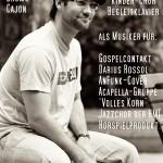 Benjamin Schramm - Bandcoaching beim Förderband Hannover