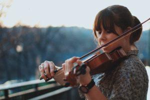Violine spielen lernen in Stendal Musikerfabrik Frank Wedel