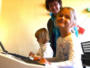 Keyboard lernen in der Musikerfabrik Frank Wedel