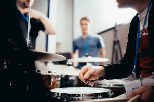 Schlagzeugunterricht Percussion Kurse