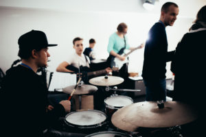 Bandcoaching & Projekte