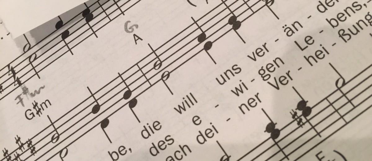 Alles was du wissen musst zu Noten Akkorden und Melodien