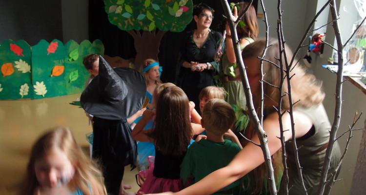 Musikalische Früherziehung im Montessori Kinderhaus Wittenberge