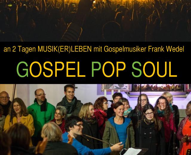 Es geht nur um dich, Liedtext Gospel