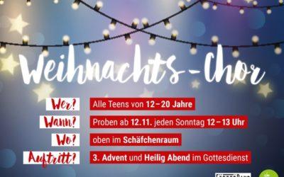 Singen in Hannover für Schüler