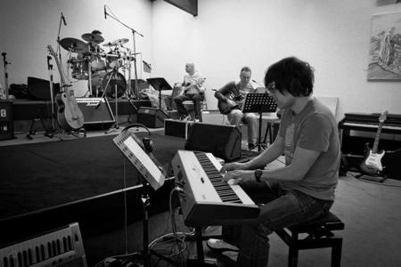 Gospelband mit Frank Wedel