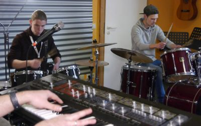 Musikerfabrik Frank Wedel in Stendal