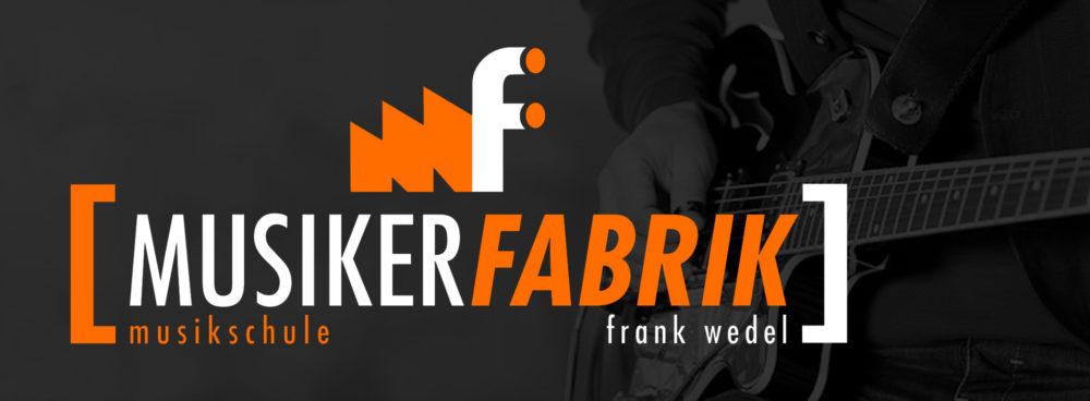 Musikerfabrik Frank Wedel logo