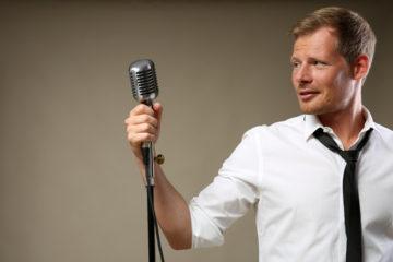 Finde deinen eigenen Sound im Workshop Gesang mit Markus Hanse