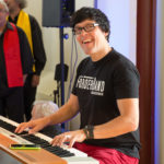 Gospelmusiker Frank Wedel Musikerfabrik Workshop