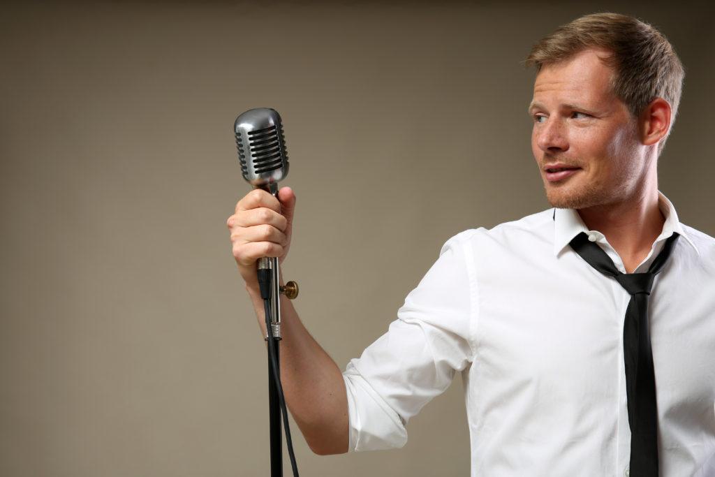 Gesangunterricht mit Markus Hanse