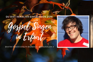 GOSPELWORKSHOP ERFURT